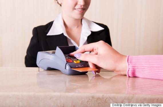credit card hotel