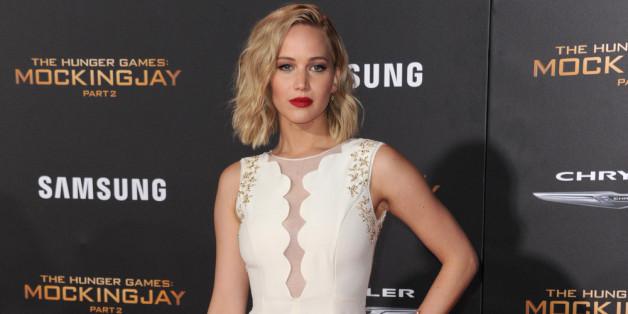 Stilsicher wie eh und je: Jennifer Lawrence