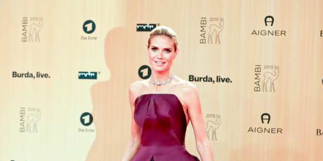 "Heidi Klum ist ""superhappy"" mit ihrem Vito."