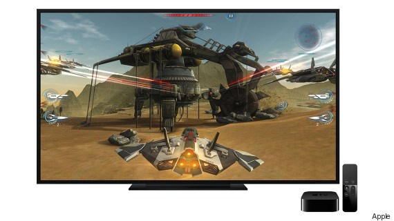 apple tv gaming