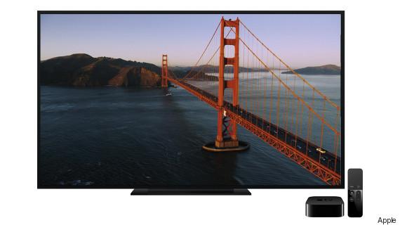apple tv screen saver