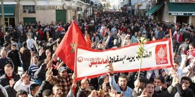 L'augmentation des factures d'eau et d'électricité a provoqué une vague de protestations au Nord du pays.