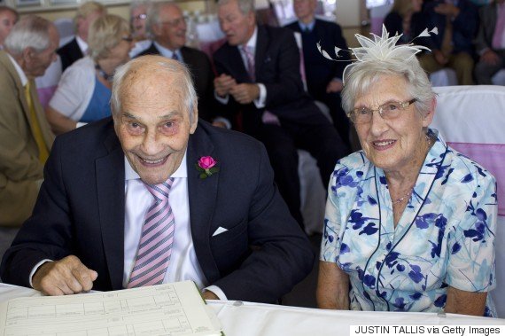 worlds oldest couple