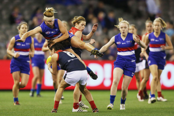 womens afl melbourne