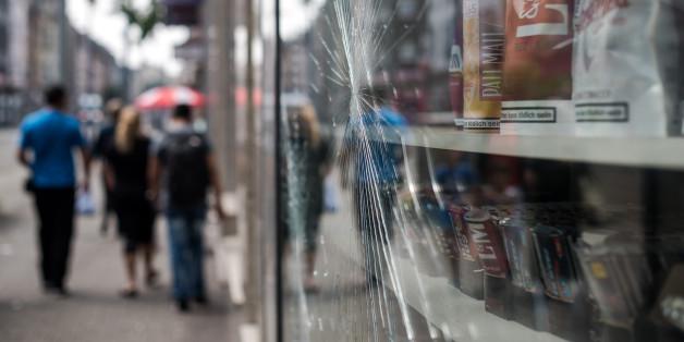 In manche Stadteile in Deutschland traut sich nicht einmal mehr die Polizei