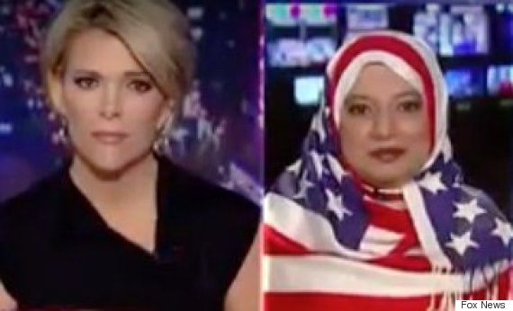 Patriotic Muslim Woman In Stars And Stripes Hijab Shuts Down Islamophobia On Fox News