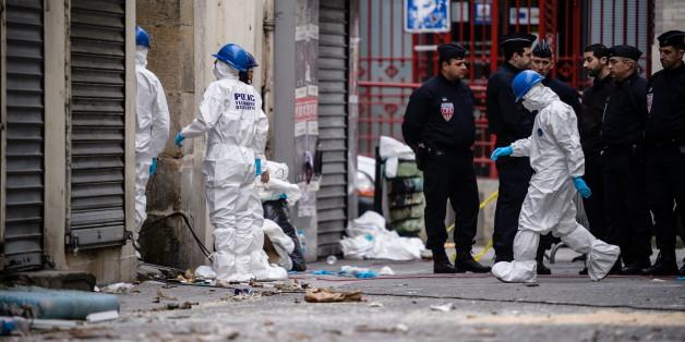 """Helft mir, helft mir"": So perfide wollte Pariser Selbstmordattentäterin Polizisten töten"