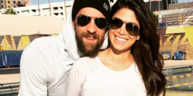 Michael Phelps und seine Verlobte Nicole Johnson