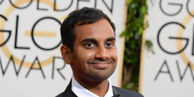 "FILE - In this Jan. 12, 2014 file photo, actor-comedian Aziz Ansari arrives at the 71st annual Golden Globe Awards in Beverly Hills, Calif. Ansari is getting his own Netflix series titled ""Master of None"" premiering on Nov. 6. (Photo by Jordan Strauss/Invision/AP, File)"