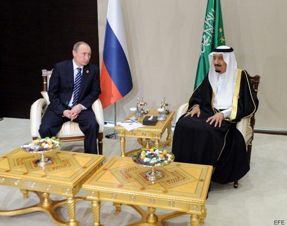 rusia arabia
