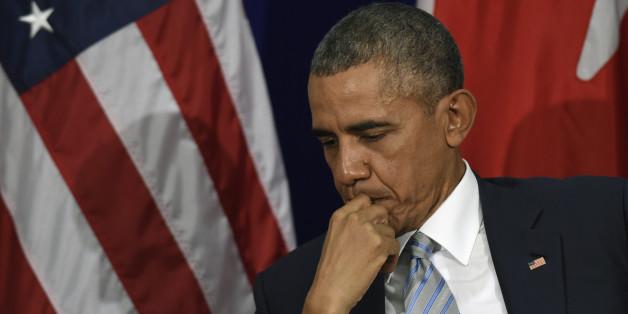 Obama wird für eine Äußerung kurz vor den Anschlägen in Paris heftig kritisiert