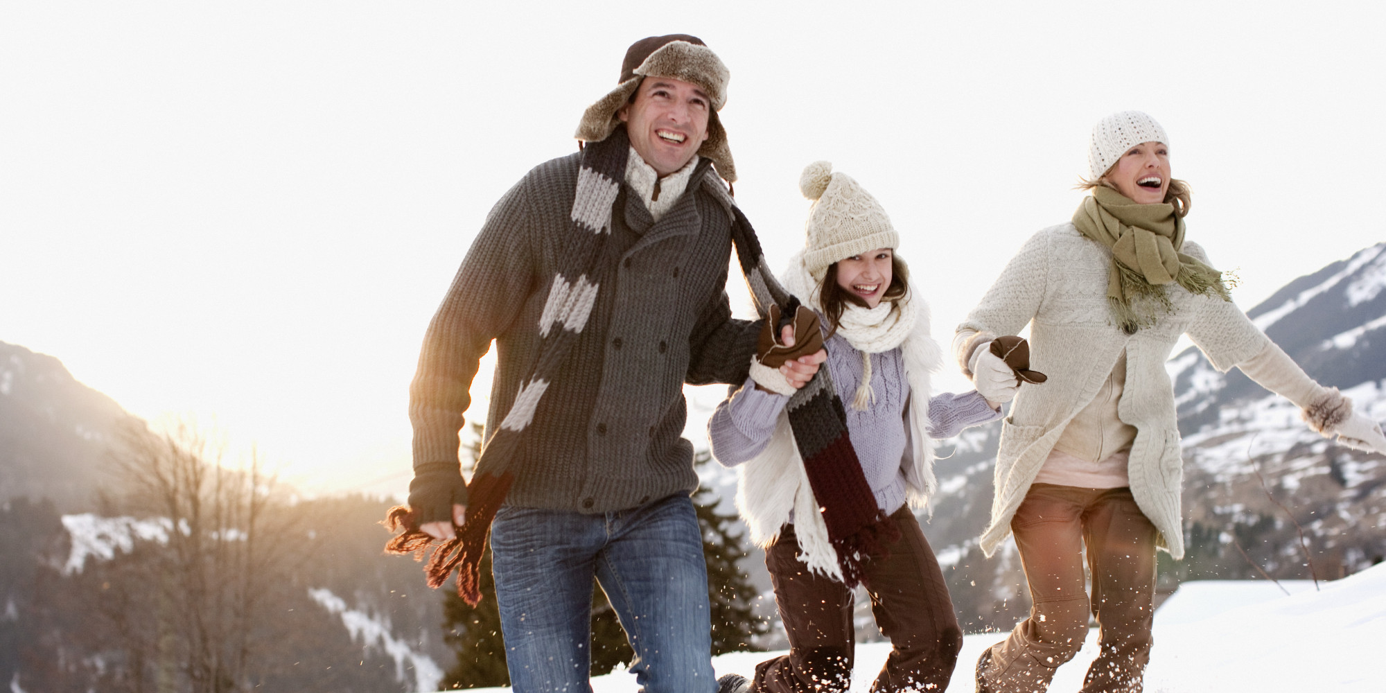Families friends or couples these are the winter travel for Best family winter vacation spots