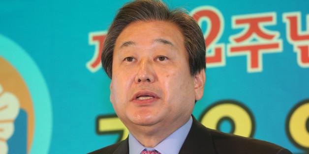새누리당 김무성 대표가 20일 서울 종로구 세종문화회관에서 열린 제52회 경우의 날 기념식에서 축사를 하고 있다. ⓒ연합뉴스