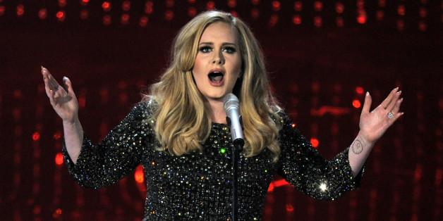 Adele bietet ihre Songs nicht bei Streamingdiensten an.