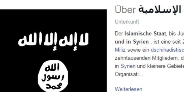 24.000 User  gaben dem IS ungewollt ein Like auf Facebook.