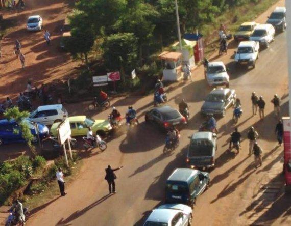 西アフリカ・マリのホテルが襲撃...