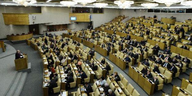 Le parlement russe appelle à renforcer la lutte contre le terrorisme