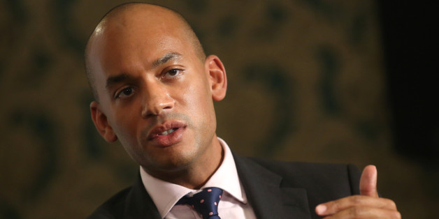 Chuka Umunna, former business spokesman of the U.K. opposition Labour Party, speaks during a debate on the fringes of the Labour party's annual conference in Brighton, U.K., on Monday, Sept. 28, 2015. U.K. opposition leader Jeremy Corbyn recruited Nobel Prize-winning economist Joseph Stiglitz and wealth and inequality expert Thomas Piketty to advise his party as he seeks to regain credibility for policies attacked by many academics as potentially disastrous. Photographer: Chris Ratcliffe/Bloombe