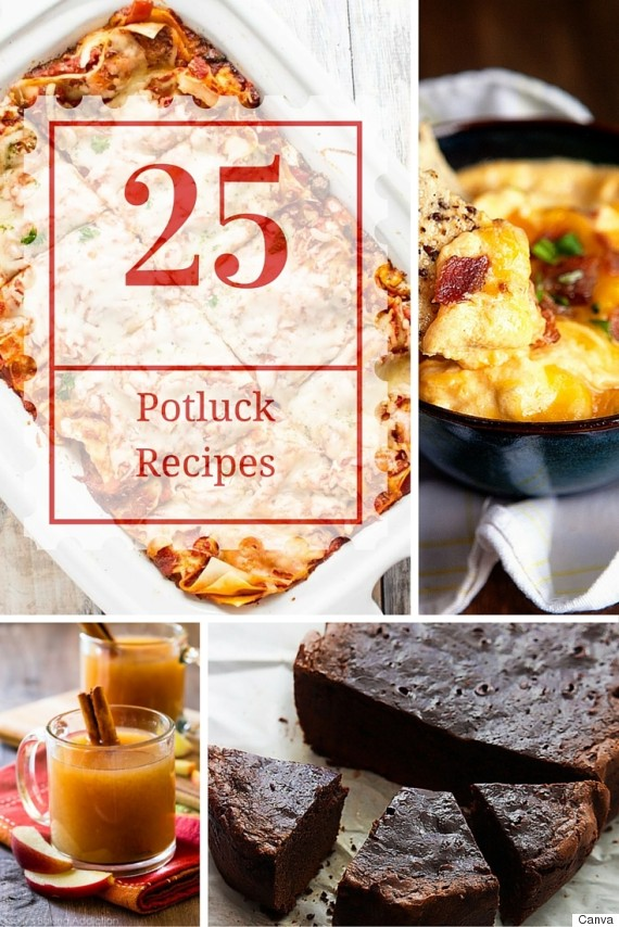 25 Ideas For Potluck Recipes You Can Make In A Crock Pot