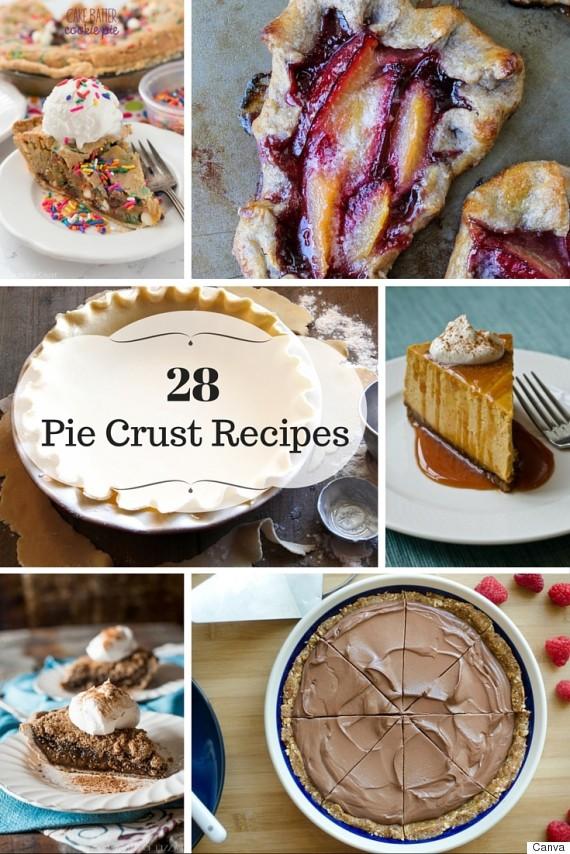 pie crust recipes