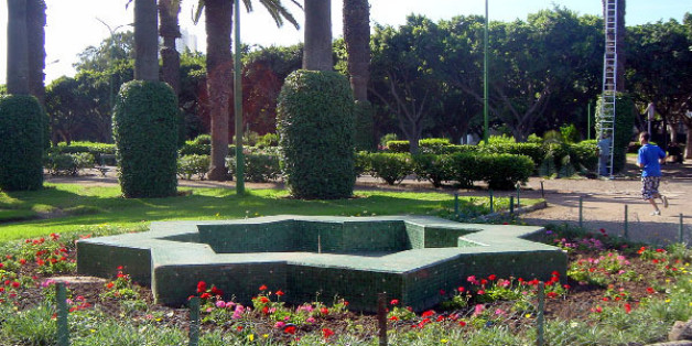 Le nouveau parc de la Ligue arabe inauguré en mars 2017