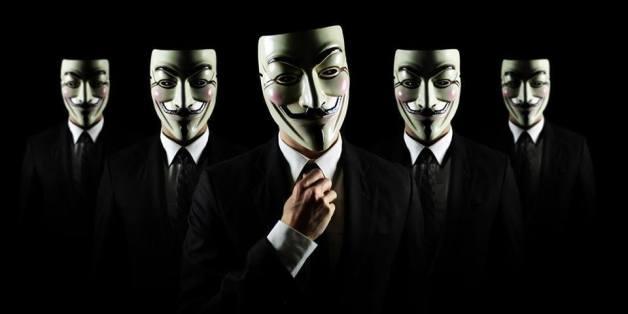Wie rechte Hetzer Anonymous für ihre perfiden Pläne benutzen