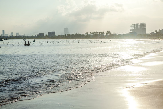 da nang vietnam beach