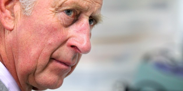 Prince Charles, Prince of Wales visits the Biodiversity Conservation Centre, meeting with students undertaking post-graduate studies on November 15, 2015 in Perth, Australia