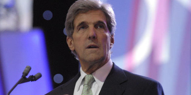 John Kerry à Abou Dhabi pour parler d'un plan de paix en Syrie