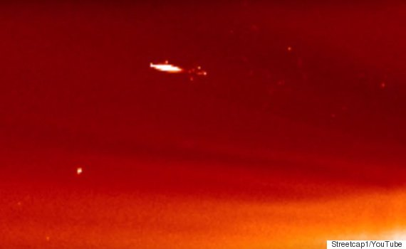 Alien And UFO Hunters Believe Anomaly In NASA Image Is A Mothership