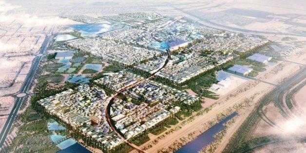 Masdar City, Abou Dhabi