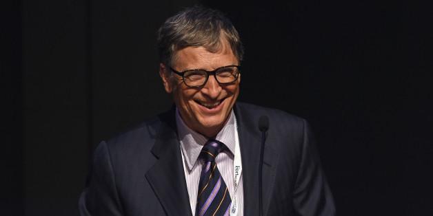 Was hält Bill Gates von erfolgreichen Menschen?