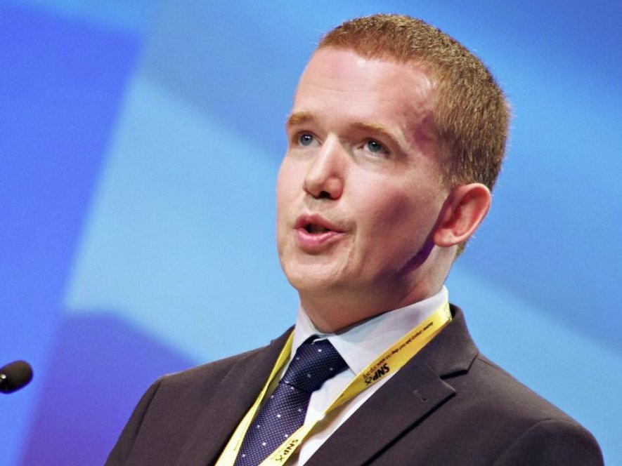 Stuart McDonald Interview: SNP MP On Being A Football Referee, The Silver Lining Of The 'Post-Referendum...