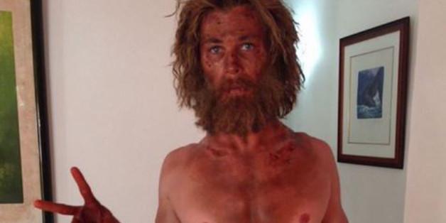 Chris Hemsworth hat für den Dreh an Gewicht verloren