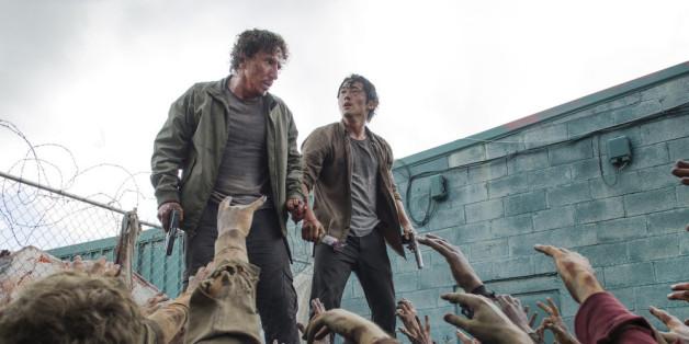 Achtung Spoiler! Glenn ist tatsächlich noch am Leben.