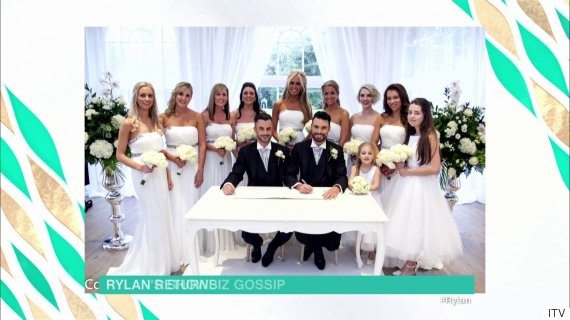 rylan clark wedding
