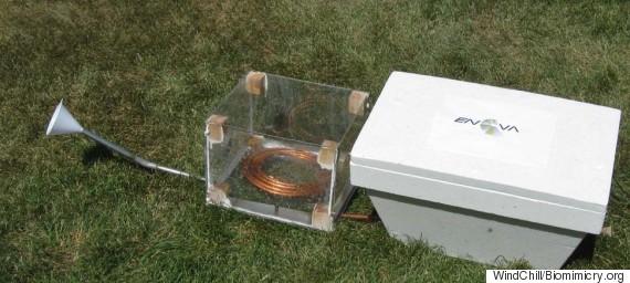 windchill fridge design