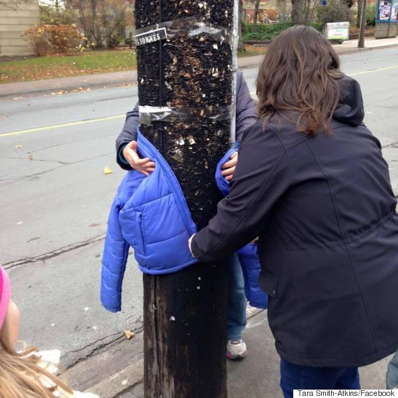 halifax coats homeless