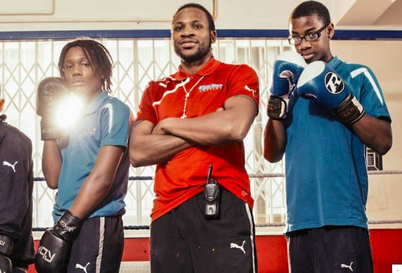 the boxing academy