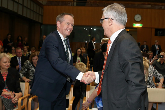 shorten turnbull 2