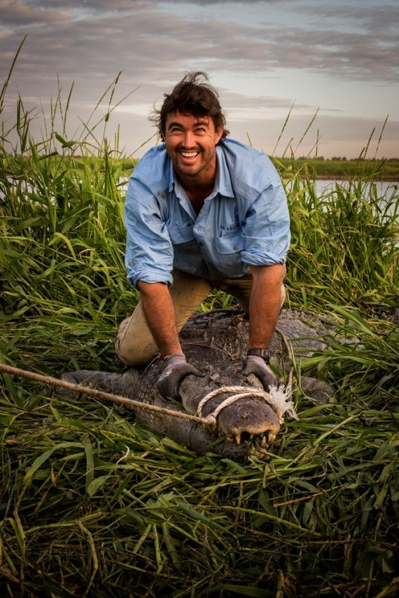 outback wrangler matt wright croc