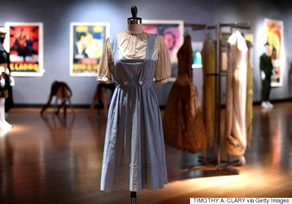 judy garland outfit