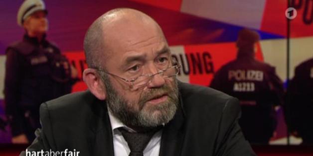 Der Journalist Bruno Schirra