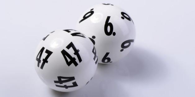 Lotto am Mittwoch - die Zahlen sind gezogen worden.