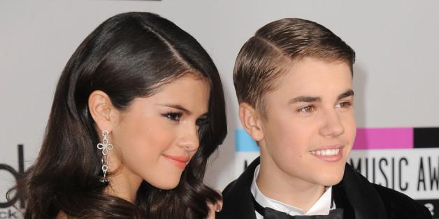Die On-Off-Beziehung von Justin Bieber und Selena Gomez ist verwirrend ....