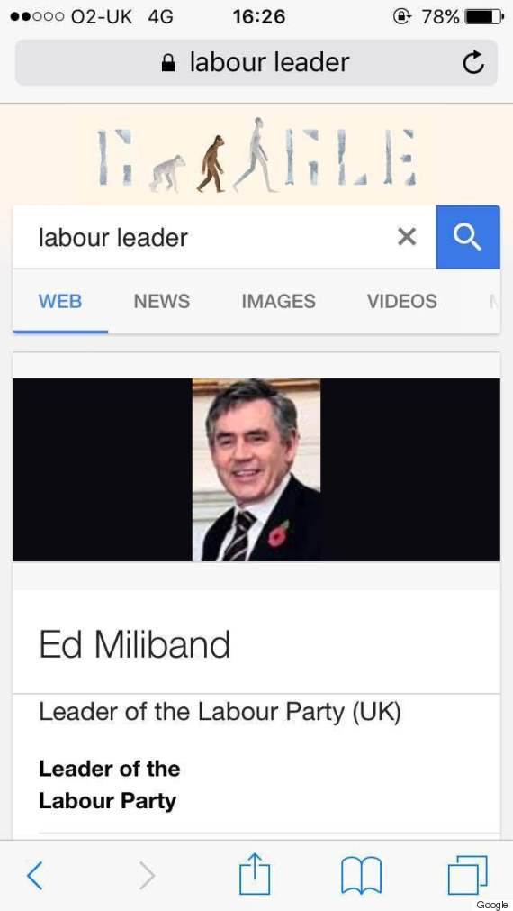google labour