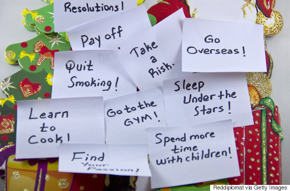 resolutions to save money