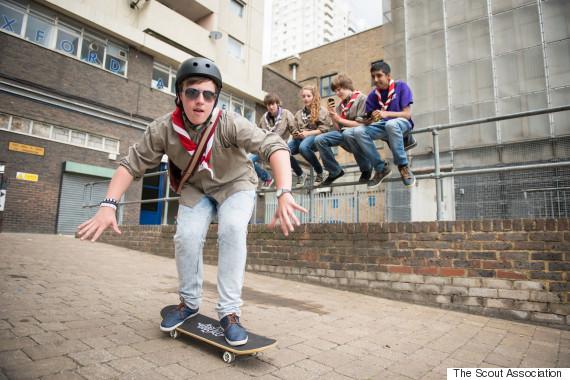 scouts city