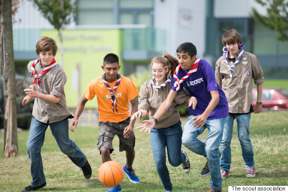 scouts football