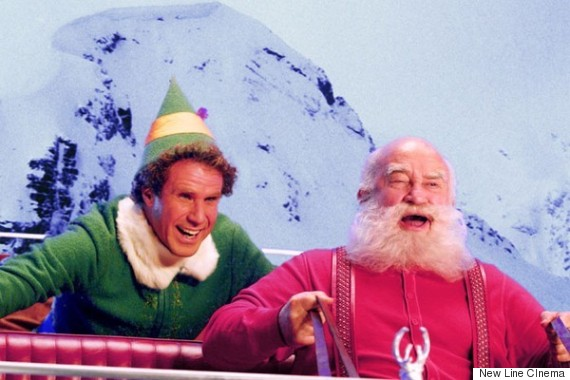 elf will ferrell
